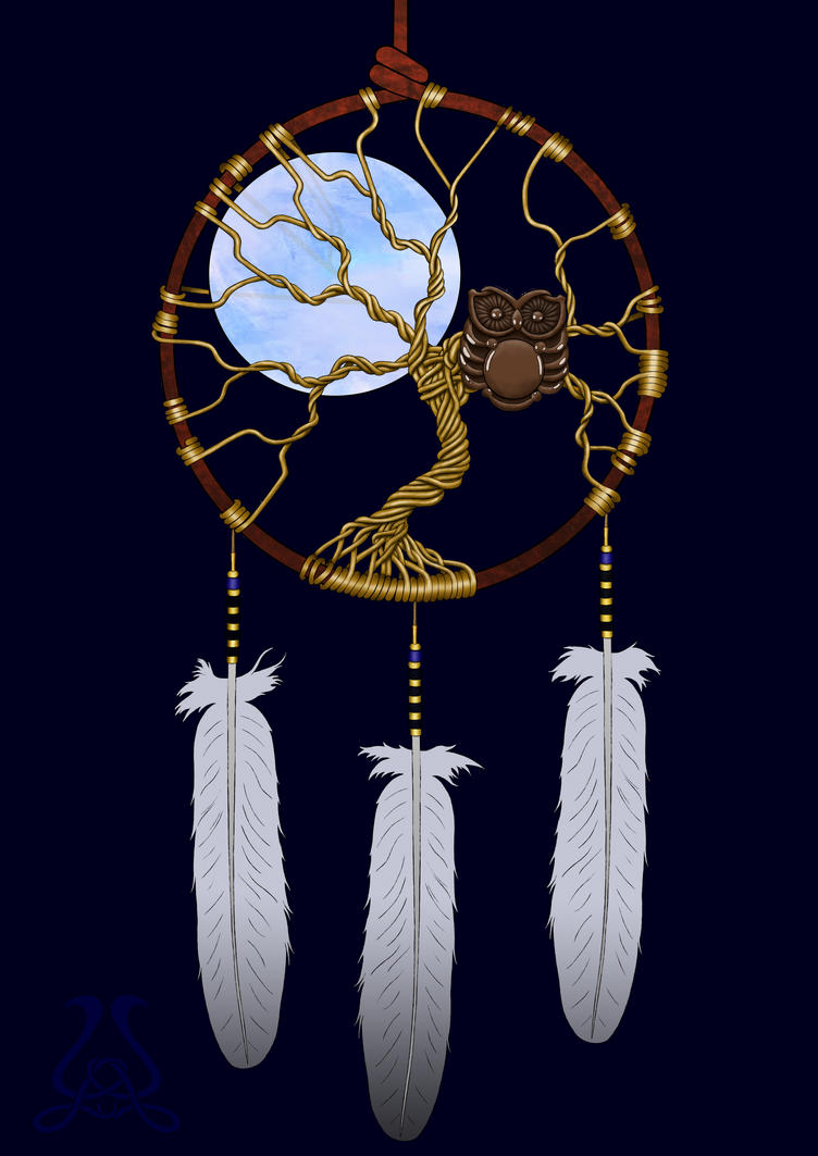 Dreamcatcher by YaggyDigital