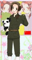 APH: CHINA by cyoko