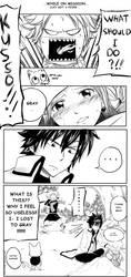 Fairy Tail : comic strip by cyoko