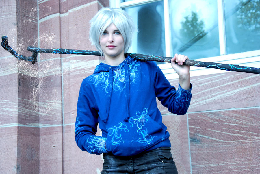 Rise Of The Guardians Cosplay Jack Frost By Kuekle