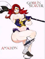 Amazon RE: [Goblin Slayer] by everyfaces