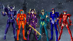 God Warriors of Heimdall by everyfaces