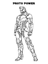 Proto Power Suit by everyfaces