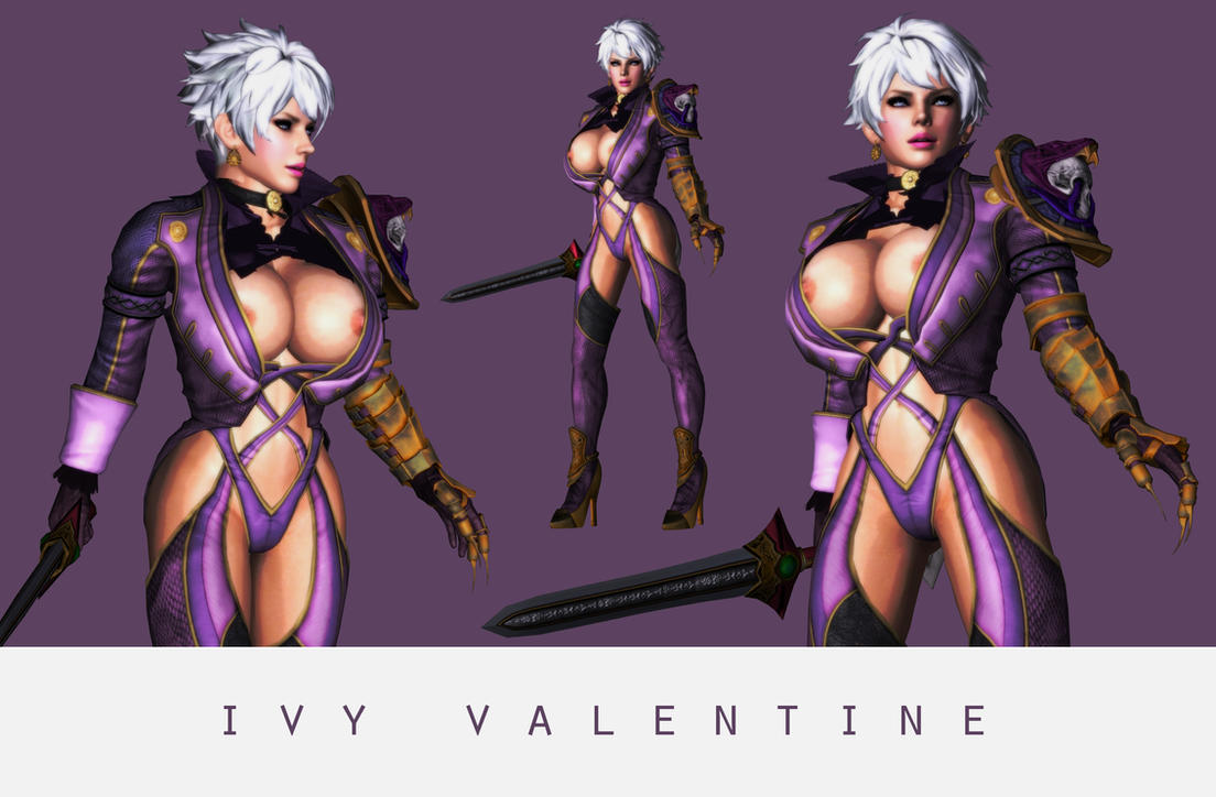Ivy Valentine Remastered by valray3