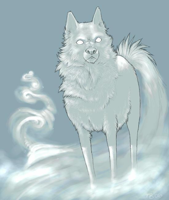 Really Bad Spirit by WildJenmonster