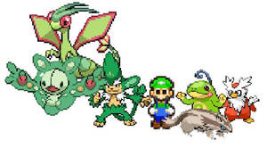 Team Luigi