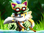 Tails the... Swift Scout ?