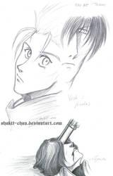 Trigun fanart by Shakti-chan