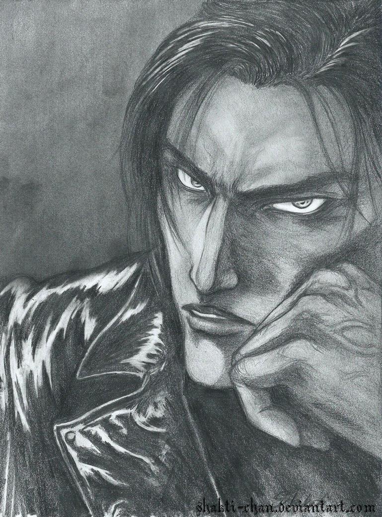 Hades, Lord of Death by Shakti-chan