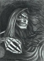 Thanatos, God of Death