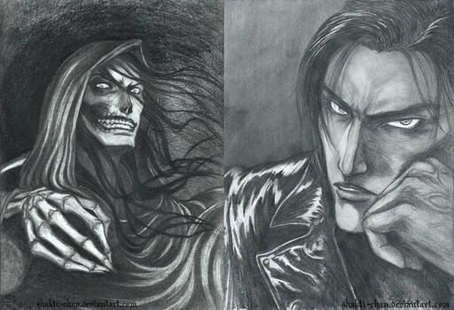Death and His Master