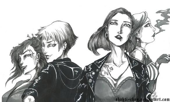 Hell's Girls