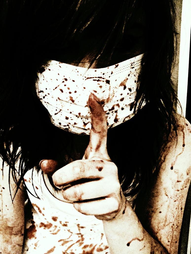 Hush. by KaeJen96