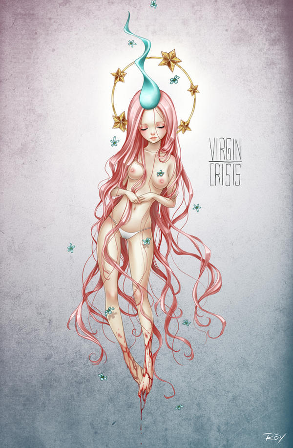 Virgin Crisis by Roy-Flowers
