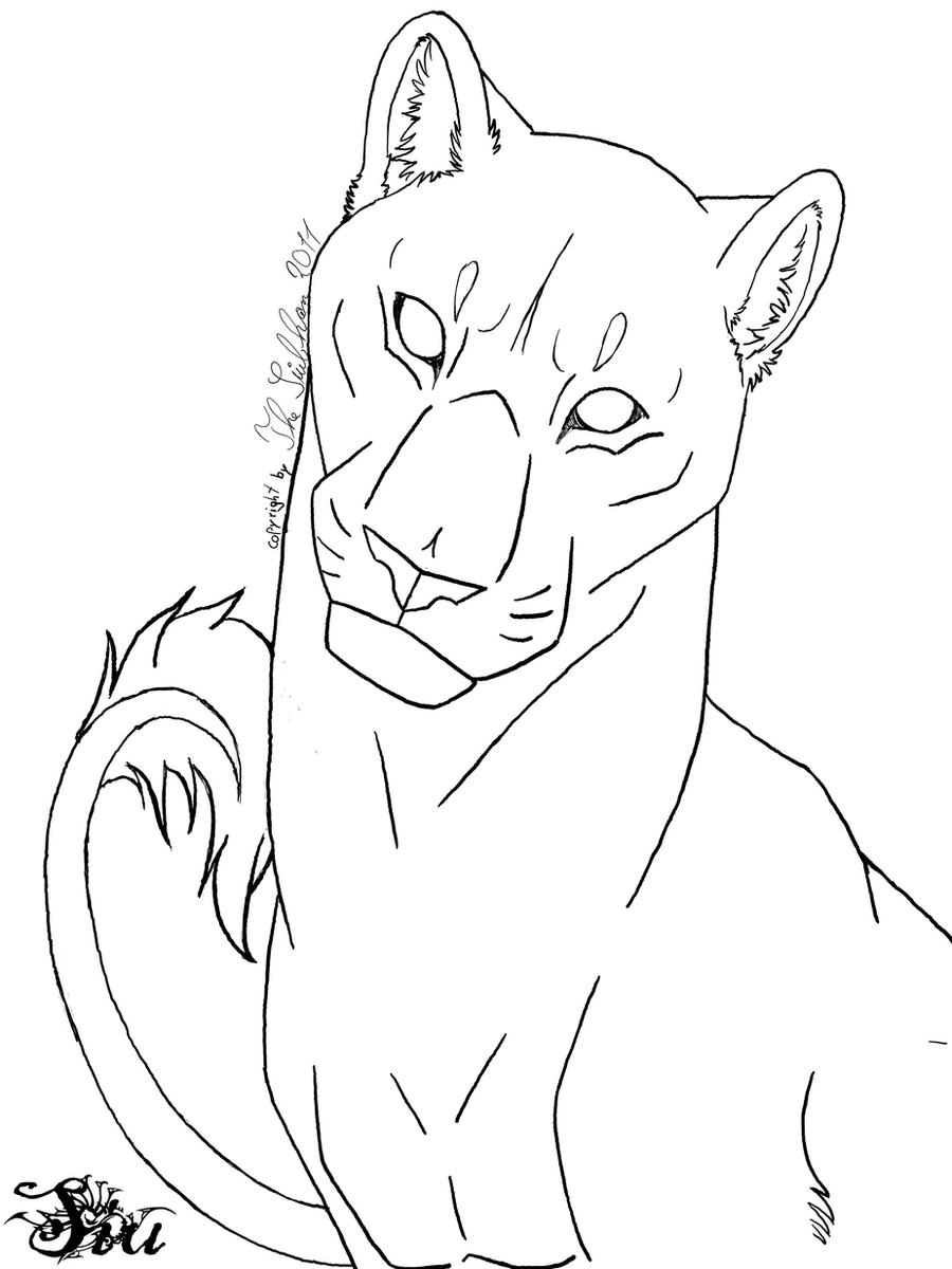 Images of Lioness Outlines - #rock-cafe