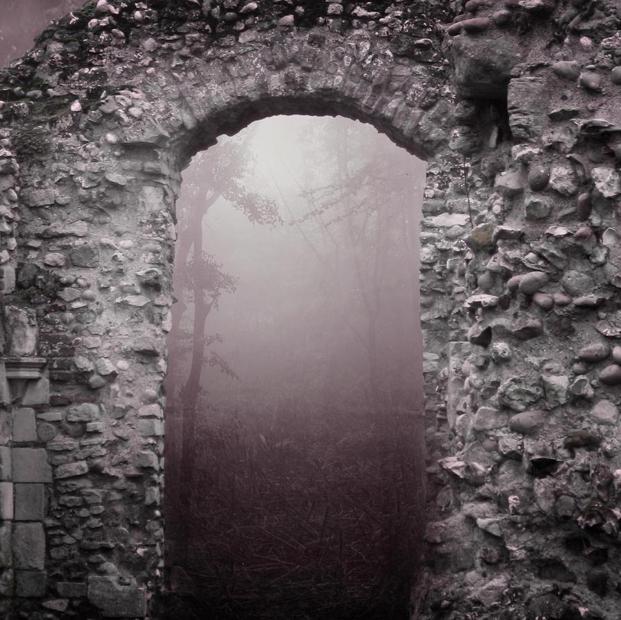 Romantic Ruin Stock by DarkDevil16
