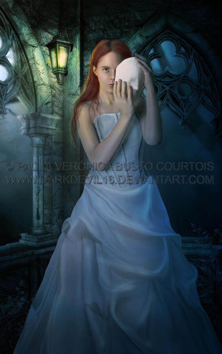 Underneath my Masquerade by DarkDevil16