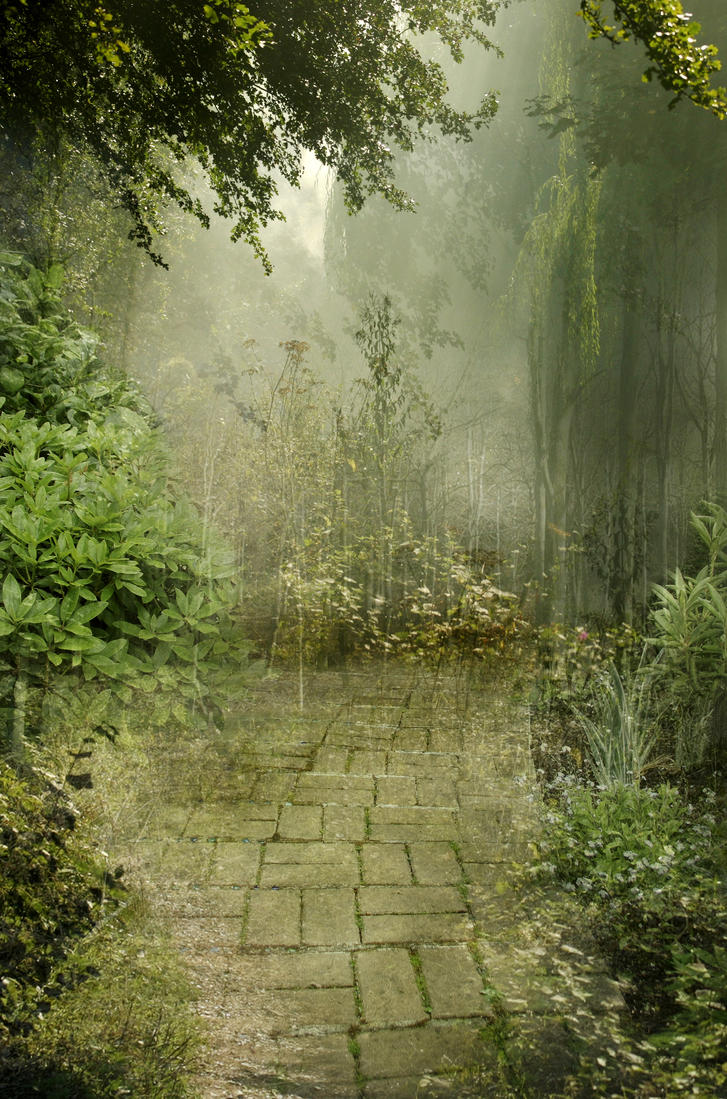 Wild Garden Stock by DarkDevil16