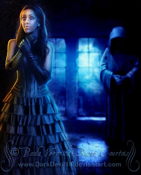 Losing My Breath by DarkDevil16