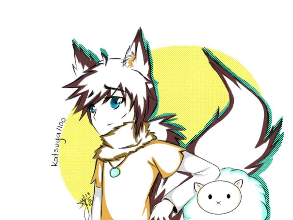 Xenju by Katsuya1100