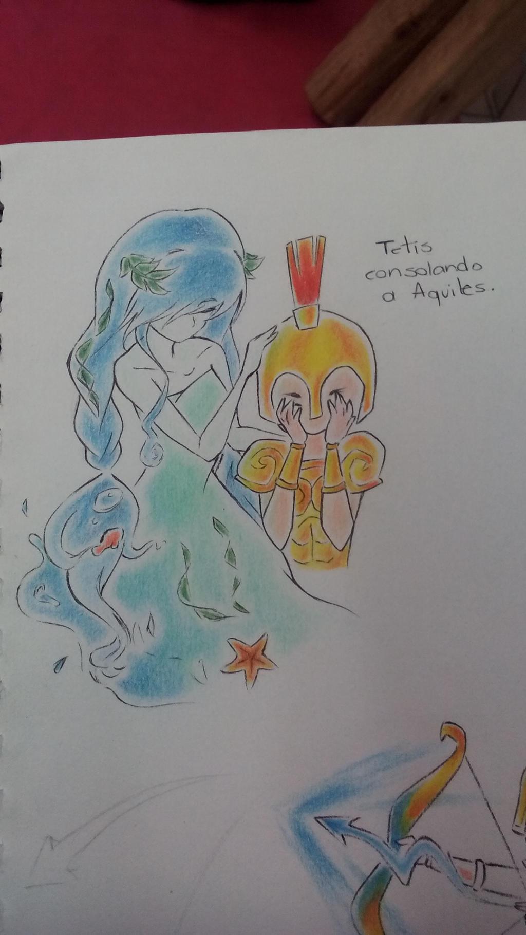 Tetis by Katsuya1100