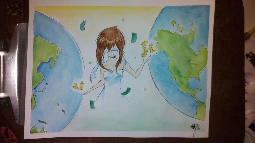 El Peso del Dinero by Katsuya1100