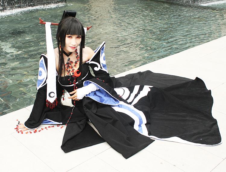 Yuko xxxHolic by popomini