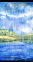 .:Between the sky and ocean:.