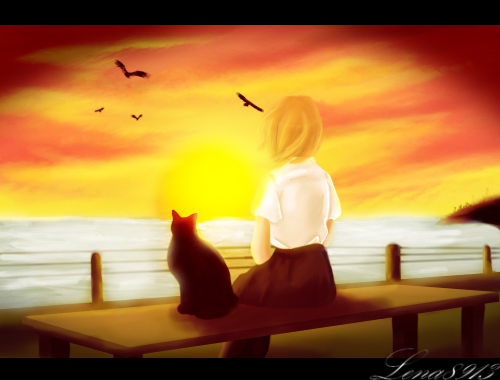 .:Cat:. by lena8913