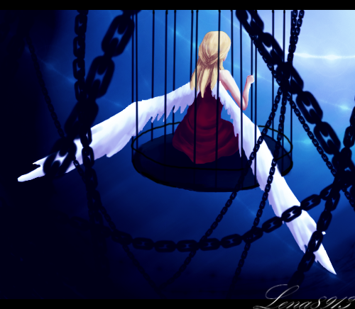 .:Cage:. by lena8913