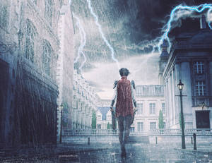 Walk into the Storm