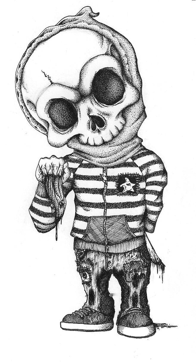 voodoo doll drawings - 658×1215
