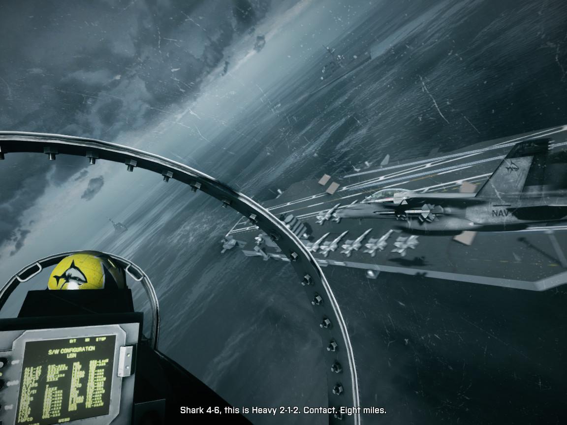 Battlefield 3 Singleplayer Jet Scene - YouTube