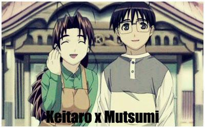 Keitaro x Mustumi ID