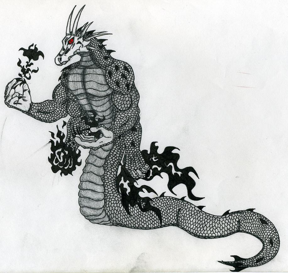 Kurai by DeathWyrmNexus