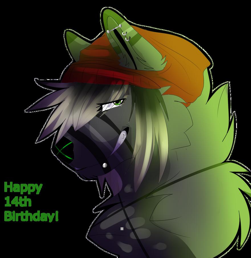 Dat Birthday Olivia by EzrasPost