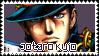 Jotaro Kujo stamp by lazuligif