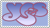 Yes stamp by lazuligif