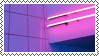 Purple/pink Aesthetic Stamp 2 by lazuligif