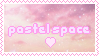 Pastel Space Stamp by lazuligif