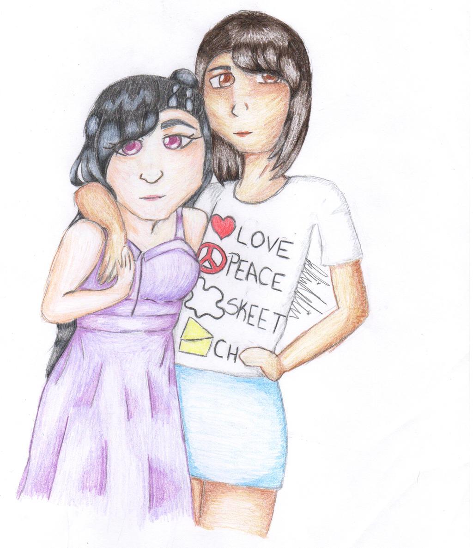 Best Friends by Notebook-Queen
