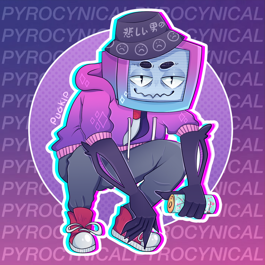 Pyrocynical by megleee on deviantart - Sadboys wallpaper ...