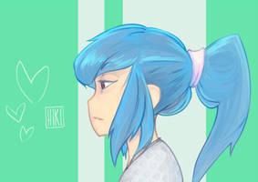 Blue by da-HIKI