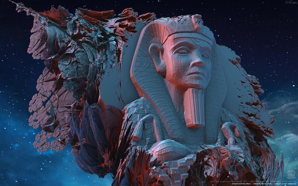 Pharaoh by Dmitry-Bitus