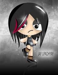 Powerpuff Angel By me by Jayupadhyay