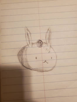 Slime Bunny - EBF fanart