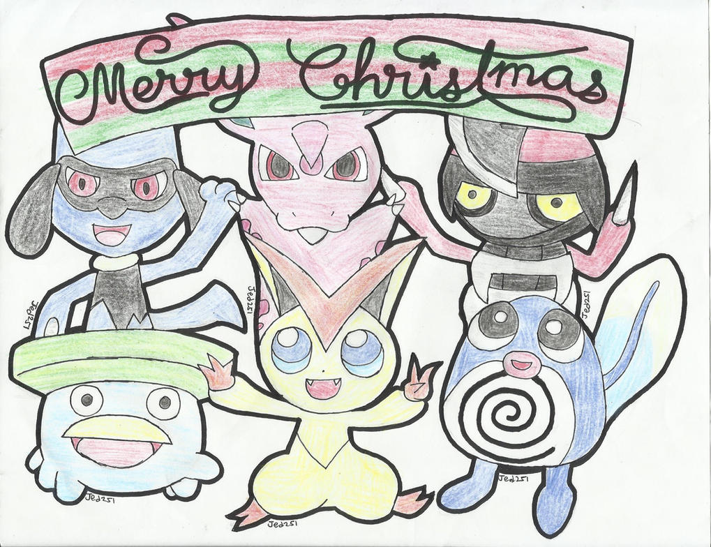 Merry Christmas 2014 by jed251
