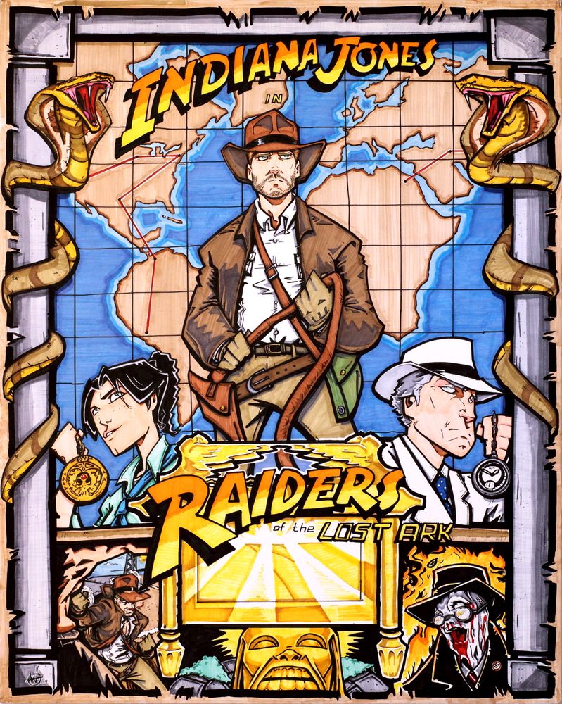 Raiders of the Lost Ark by RpDub