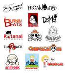 My Logos and Logotypes
