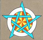Activated pentagram